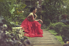 An expectation (JanJanCapili) Tags: light portrait art girl beauty garden photography bride emily glamour photoshoot emotion image expression contemporary candid philippines style location velvet portraiture simplicity editorial expressive bridal conceptual capture majestic processed couture onlocation antipolo elegance villanueva khai janjan limitless kulay capili emilysoto teamlimitless janjancapili khaivillanueva