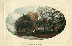 Leicester Infirmary (robmcrorie) Tags: history leicester royal patient health national doctor nhs service british nurse healthcare infirmary