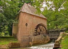 Kasteel Hackfort - Watermolen (grotevriendelijkereus) Tags: holland mill netherlands nederland watermill molen gelderland hackfort vorden watermolen