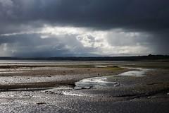 Killala (Les 3 couleurs) Tags: ireland seascape reflection clouds pluie eire coastline mayo nuages reflets countymayo irlande littoral killala