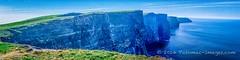Cliffs of Mohar (JimWalker Photo) Tags: ireland brendan 2014 cliffsofmohar autopanogiga