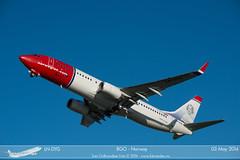 Norwegian - LN-DYG- B737-800 (Aviation & Maritime) Tags: norway norwegian boeing bergen nas b737 flesland nax boeing737800 boeing737 b737800 bgo norwegianairshuttle enbr bergenlufthavnflesland norshuttle bergenairportflesland lndyg