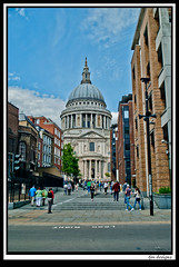 st-pauls (The_Jon_M) Tags: uk england urban london church st cathedral august pauls greater stpaulscathedral anglican 2014 anglicancathedral greaterlondon