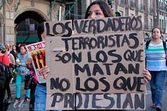 los_que_matan (Gatifoto) Tags: students mxico df protest protesta mexique demostration desaparecidos 43 marcha estudiantes mejico ayotzinapa apoyoaayotzinapa
