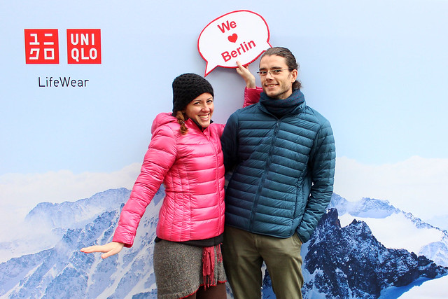 Uniqlo Photo Booth