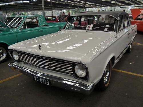 1967 Chrysler VC Valiant V8 sedan