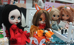 BlytheCon UK Brighton dolls <3