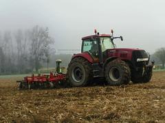 Semaine n44 (agriphotoproduction) Tags: photo case production agriculture froid brouillard 310 dents magnum ih matin vido mas dchaumage agricoles agriphoto dchaumeur quivogne