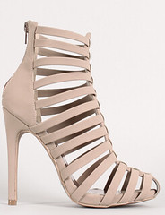 "nubuck caged heel taupe • <a style=""font-size:0.8em;"" href=""http://www.flickr.com/photos/64360322@N06/15486872956/"" target=""_blank"">View on Flickr</a>"