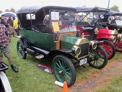 1914 Ford Model T Touring (splattergraphics) Tags: ford 1914 touring carshow modelt hersheypa aaca aacaeasterndivisionfallmeet