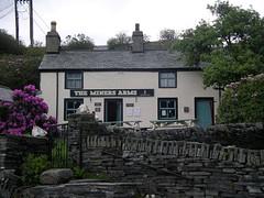 Miners Arms, Llechwedd (Dave_Johnson) Tags: wales pub mine slate quarry llechweddslatecaverns publichouse northwales llechwedd minersarms