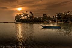 The Obedient (casa nayafana) Tags: sea boat sand malaysia rotunda lanscape lr malacca tg kling