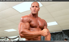 13112-brown-m-039 (davidjdowning) Tags: men muscles muscle muscular bodybuilding buff bodybuilder biceps
