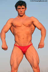 Zach_Rehfus_PumpingMuscle.com-299 (davidjdowning) Tags: men muscles muscle muscular bodybuilding buff bodybuilder biceps