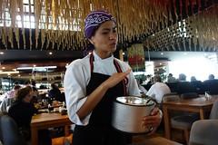 Chef Nora (Gourmandj) Tags: peru lima micha nikkei maido