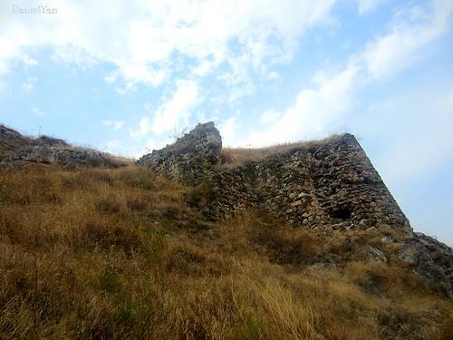 Tavush castle. 10-13 th  century. Berd,  Tavush, Armenia.