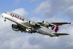 A7-APA_AirbusA380-800_QatarAirways_LHR (Tony Osborne - Rotorfocus) Tags: london airport heathrow airbus a380 airways industrie qatar 2014 a380800 whalejet