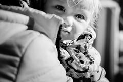 Child's eyes (andrew_kalashnikov) Tags: blackandwhite bw blackwhite eyes child 28mm childseyes nikon28mm18g