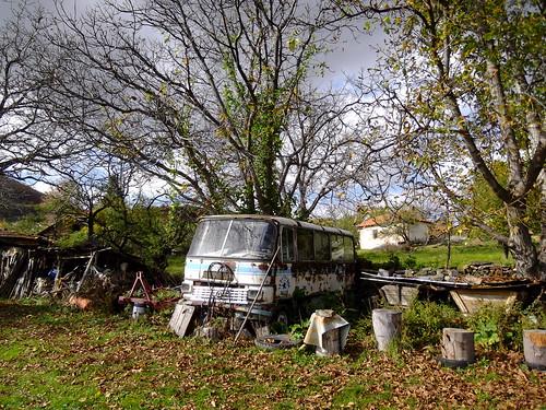 Паркиран завинаги / Parked forever