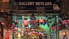 Spice Bazaar Shop (Arthur Koek) Tags: shop turkey istanbul lamps fatih egyptianbazaar spicebazaar eminönü