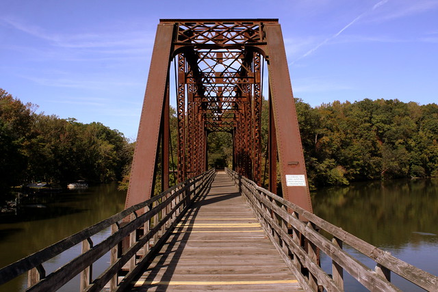 Cheatham County Bicentennial Trail Bridge (Ver. 3)