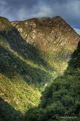 View from Aguas Calientes (Randall Harrison) Tags: mountain peru picchu macchu aguas calientes
