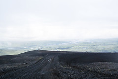 A New Beginning (bastianheese) Tags: road bicycle cycling iceland dirt touring gravel f208