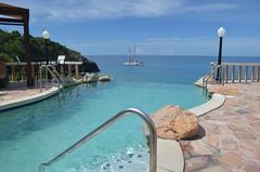Divi Little Bay, Philipsburg, St Maarten, Oct 2014 (alljengi) Tags: pool swimmingpool caribbean stmaarten infinitypool divi littlebay philipsburg 2014 lordsheffield divilittlebay