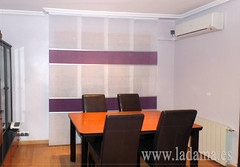 "Panel Japonés Papyrus en blanco y morado • <a style=""font-size:0.8em;"" href=""http://www.flickr.com/photos/67662386@N08/15629313226/"" target=""_blank"">View on Flickr</a>"