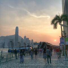 Sunny evenings in HK (antwerpenR) Tags: china hk cn hongkong asia southeastasia kowloon asean