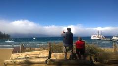 My boys on a bench (glitzypursegirl) Tags: tahoe