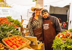 Capay Organic at Embarcadero Market (Ed Newman) Tags: sanfrancisco markets embarcadero greenmarkets embarcaderofarmersmarket