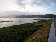 Paseo entre Muxa e a Barca (tunante80) Tags: espaa mar spain corua galicia galiza caminodesantiago oceano atlantico costadamorte muxia muxa virxedabarca provinciadeacorua costadegalicia panoramio70214185142626 camiosdesantiago