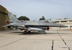 F-16D Block 52M s/n 028 (Stam337) Tags: ceremony corsair a7 retirement afb araxos
