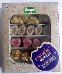 Mix 2 -3 (OnyyxIndia) Tags: festive presents sweets festivefood mithai
