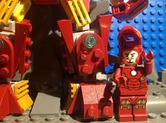 LEGO Hulkbuster (Mike LEGO) Tags: cool lego ironman hulk marvel hulkbuster avengersageofultron