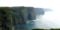 Cliffs of moher  031 2006-06-05 (Chris Belsten) Tags: ireland sea seascape view cliffs atlantic moher edgeoftheworld westireland gate1travel