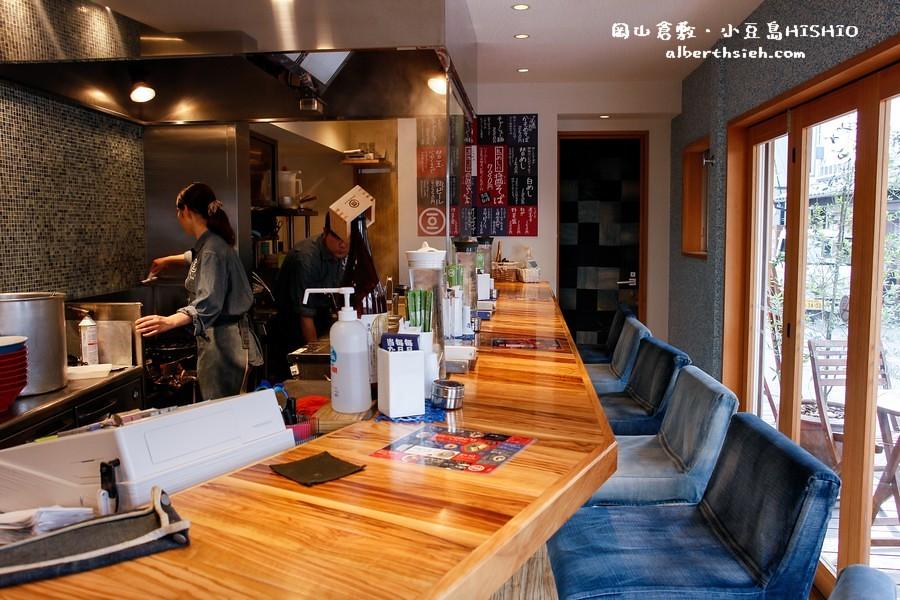 岡山倉敷美食.小豆島ラーメンHISHIO