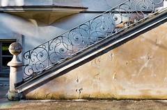München (epemsl) Tags: münchen treppe gitter schubertstrasse