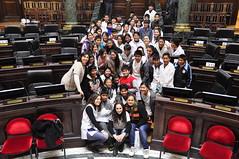 La Legislatura y la escuela. 16 de junio de 2015