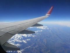 Flying (gerokal) Tags: norwegian norwegianairline oslo norway traveling flying fly sky wingplane plane