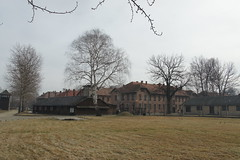 Katowice and Auschwitz, Poland, March 2017