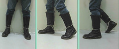 Doc Martens 20 eyes (asiancuffs) Tags: handcuffs handcuffed arrest arrested shackles shackled inmate prisoner