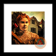 Lizzie Borden Took An Ax (wingsdomain.com) Tags: wingsdomain celebrity people face portrait portraits lizziebordon lizzie bordon lizzybordon lizzy lizzieborden lizzyborden borden halloween surreal surrealism dream dreams morbid death horror scary fantasy haunted ghost humor humorous kitsch kitschy parody spoof eclectic satire satirical pop popart andywarhol murder killer killers blood bloody gruesome 1900 19thcentury crazy crazypeople strange psycho psychotic square size text word words buy purchase sell forsale prints poster posters framedprint canvasprint metalprint fineart wallart walldecor homedecor greetingcard artprint art photograph photography
