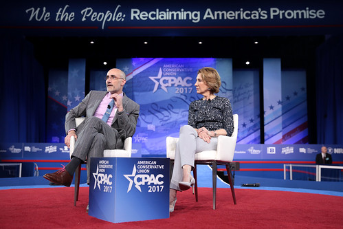 Arthur Brooks & Carly Fiorina