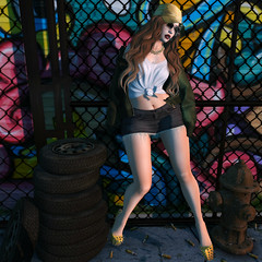 {Blog 154} Fancy (veronica gearz) Tags: fancy sassy urban street blogging bloggers blogger blog blogs avi avatar alex maitreya mesh secondlife second sl 2ndlife life logo truth pumpkin villena thebishesinc bishes bishesinc ncore cynful kunst focusposes rama grimescentraldesigns nikotin