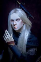 just picture my guardian (lukoshka) Tags: dollshe dollshecraft saint dolls foto bjd abjd