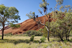 The Red Center (Leguman vs the Blender) Tags: u uluru northernterritory nikond90 outback australia australie ngc flickrunitedaward