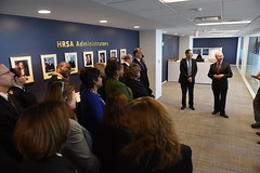 """Secretary Price Visits HRSA (HHS Secretary Tom Price, M.D.) Tags: """"tom pricehhs secretaryhhsdr price """"health human services secretary"""" """"secretary price"""" ahrq """"agency for healthcare research quality"""" """"substance abuse mental health administration"""" resources """"indian service"""" samhsa hrsa ihs"""