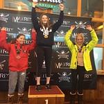 Big White Western Ski Cross Finals U14 WOMEN RACE 1 PHOTO CREDIT: Todd Cashin